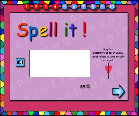 Difficult Plurals -Let's Spell It