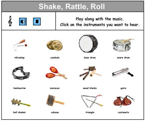 Shake, Rattle, Roll
