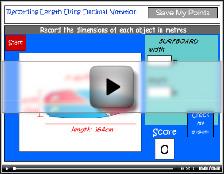 Recording length using decimal notation tutorial