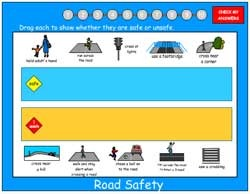Road Safety Activity