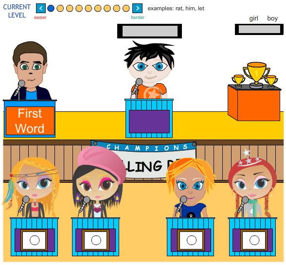 Spelling Bee (Literacy)
