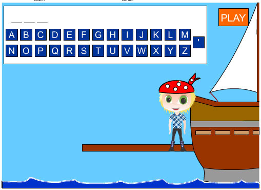Walk The Plank (Literacy)
