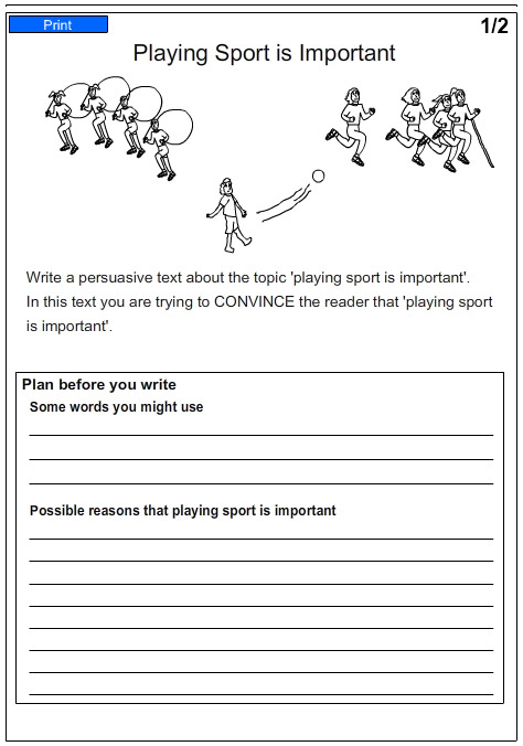 naplan persuasive writing resources Labels: english, naplan, persuasive writing newer post older post home welcome this blog is a collection of resources intended to support the delivery of cogs units in my nsw stage 2 (years 3 & 4) classroom - australia.