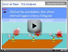 Comparing mass using the kilogram (kg) tutorial