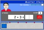 Add single digit numbers