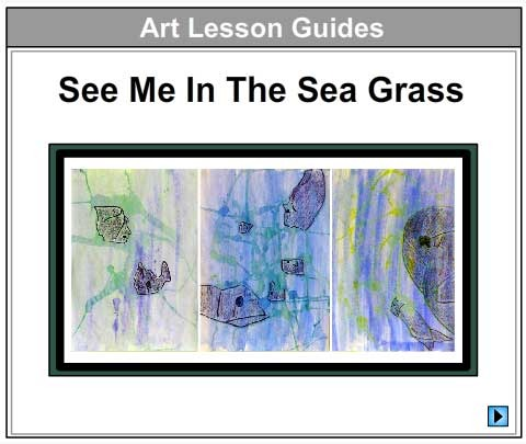 See Me In The Sea Grass
