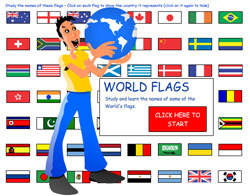Flags Study