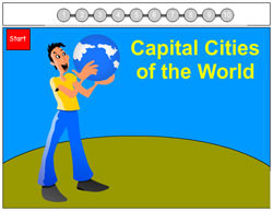 Capital Cities Game